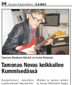 Tamonas Novas